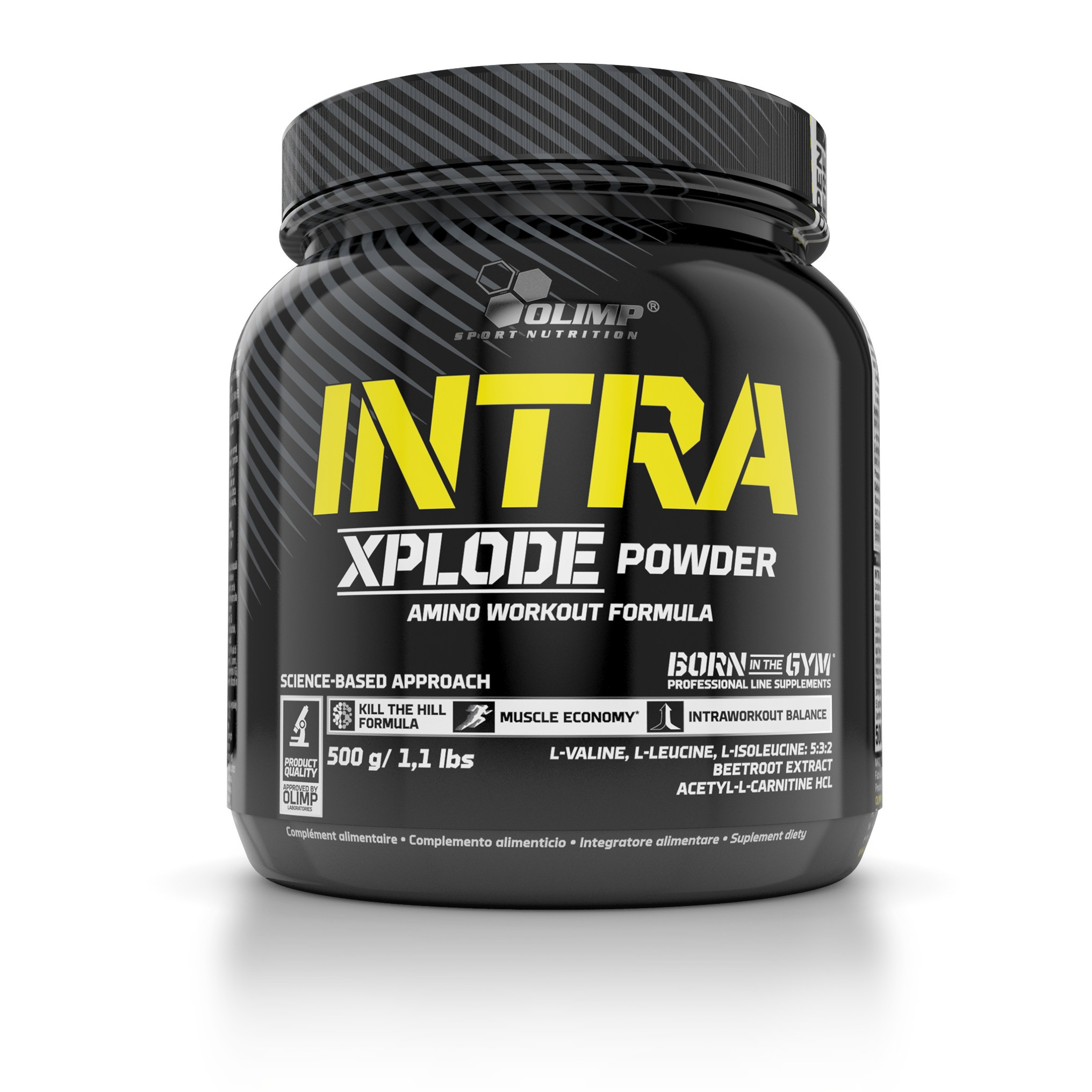 INTRA XPLODE POWDER® 500g