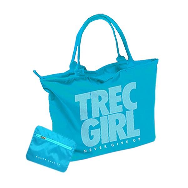 Trec Girl Bag  Neon Blue 25l