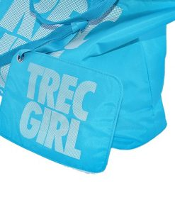 Trec Girl Bag  Neon Blue 25l