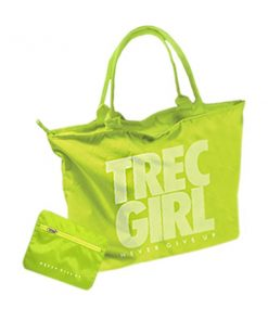 Trec Girl Bag Neon Green 25l