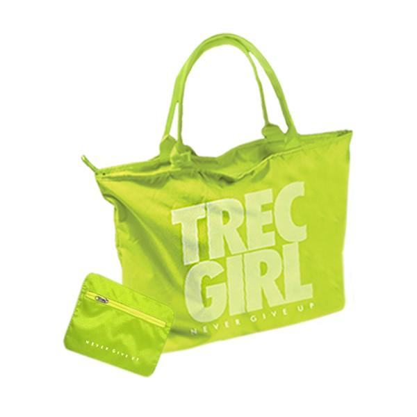 Trec Girl Bag Neon Green 25l