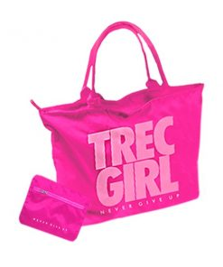 Trec Girl Bag  Neon Pink 25l