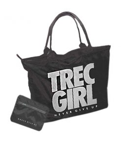 Trec Girl Bag Black 25l