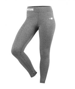 LEGGINGS TRECGIRL  STRONG GREY