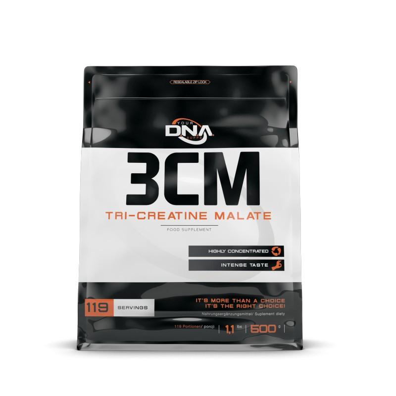 3CM Creatine Malate 500g