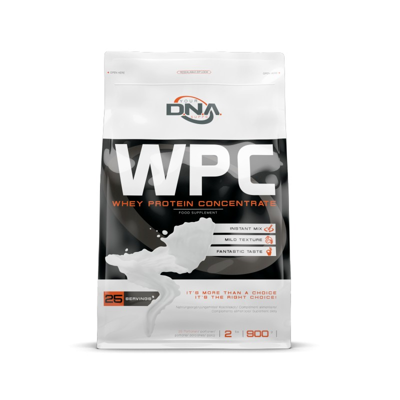 WPC Whey 900g
