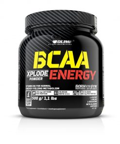 BCAA Xplode powder Energy 500g