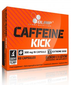 CAFFEIN KICK  300mg 60caps
