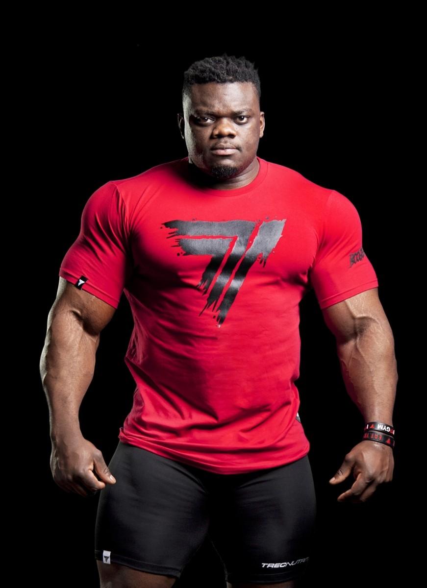 T-Shirt Red Boogieman