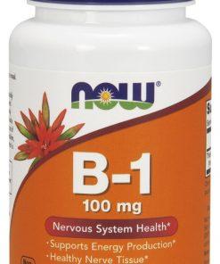 vitamin  B-1, 100 mg, 100 Tablets