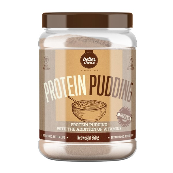 PROTEIN PUDDING 360g