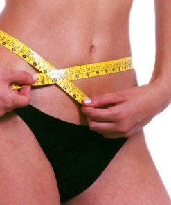 Ultra Slimming Belt Svart