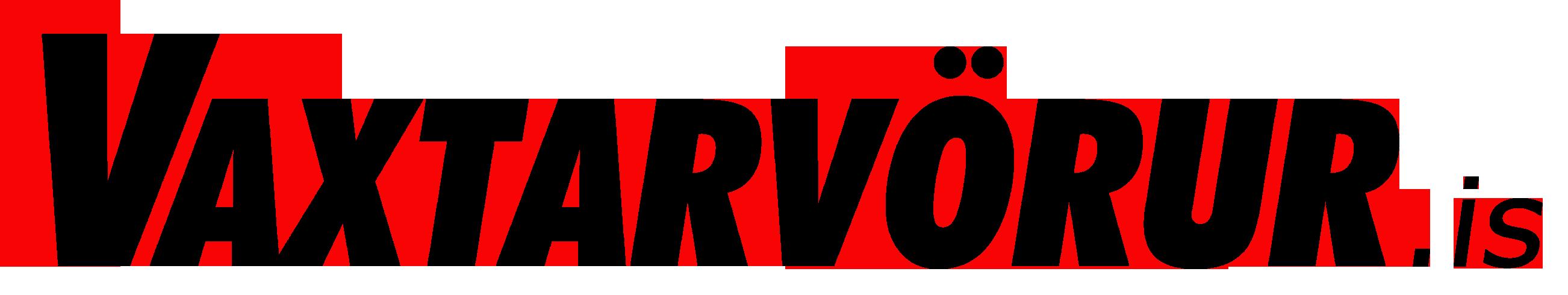 Vaxtarvörur